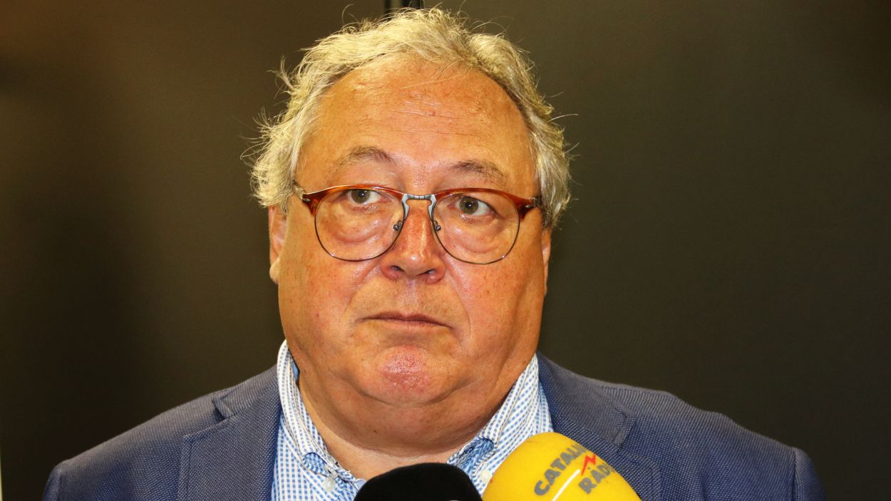 Marcel Coderch, president de l'Autoritat Catalana de la Competència / Foto: ACN