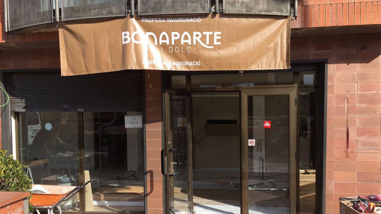 El nou establiment Bonaparte de Sant Cugat / Foto: Cedida
