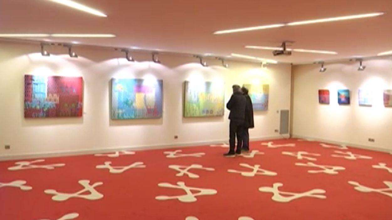La mostra s'exposa a Mataró fins al 14 de febrer / Foto: Mataró Audiovisual