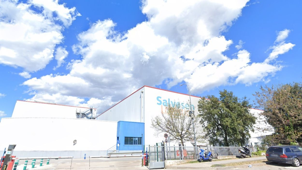 L'empresa Salvesen logística ha convocat una vaga per millorar les condicions dels treballadors / Foto: Google Maps