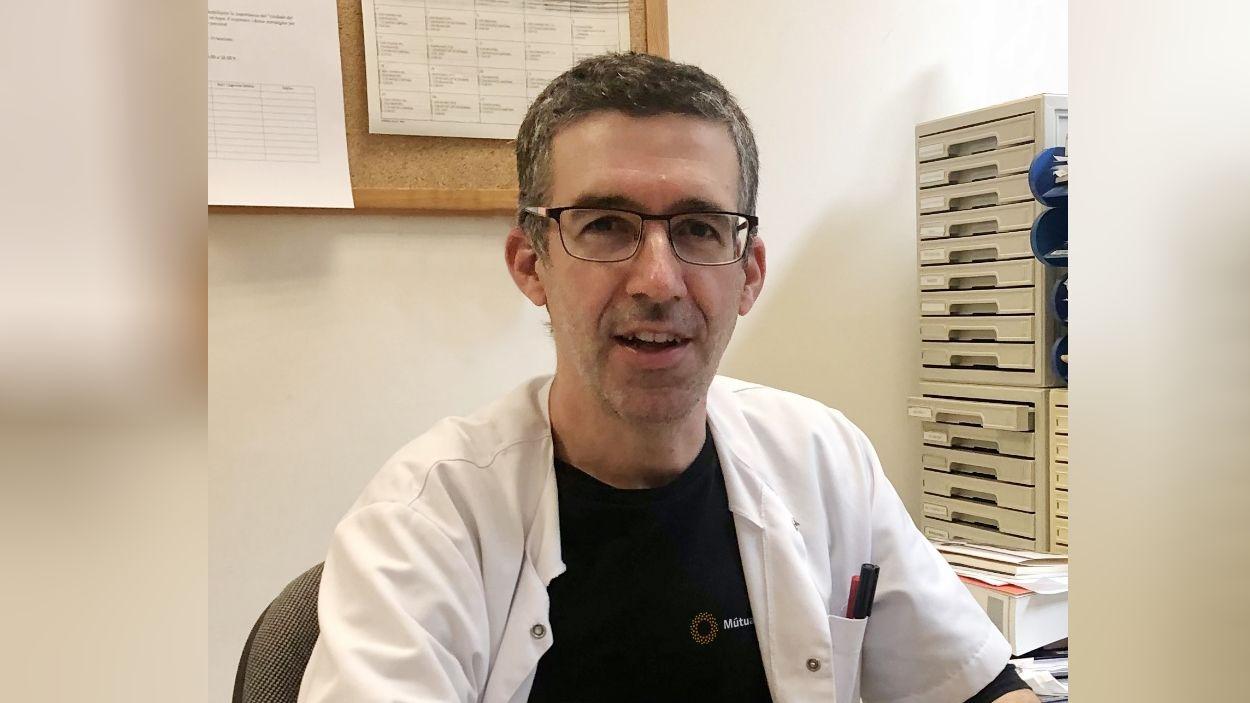 """Ignasi Garrido (psicòleg clínic): """"Hi ha molta gent que està patint i ningú ho sap"""""""