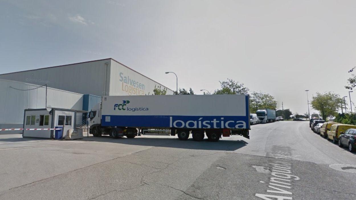 L'empresa Salvesen té centres de treball a Sant Cugat, Madrid, València i Sevilla / Foto: Google Maps