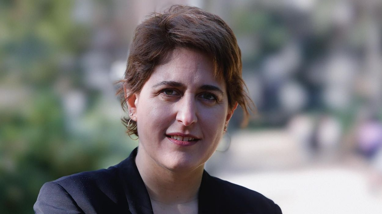 Marta Pascal, candidat del PNC a les eleccions al Parlament del 14-F / Foto: PNC