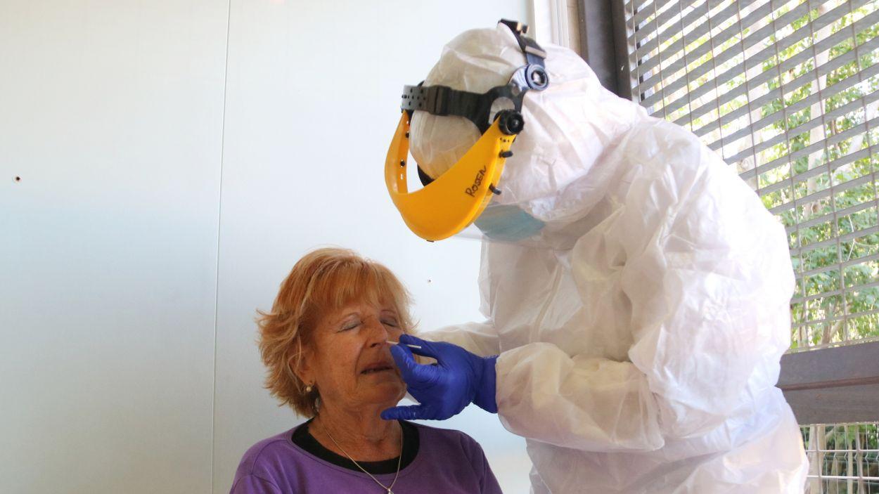 Les dades epidemiològiques a Sant Cugat continuen millorant / Foto: ACN