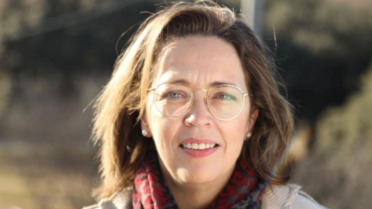 Mireia Canals, veïna de Sant Cugat i número 5 del PDeCAT a les eleccions del 14-F de 2021 / Foto: Cedida