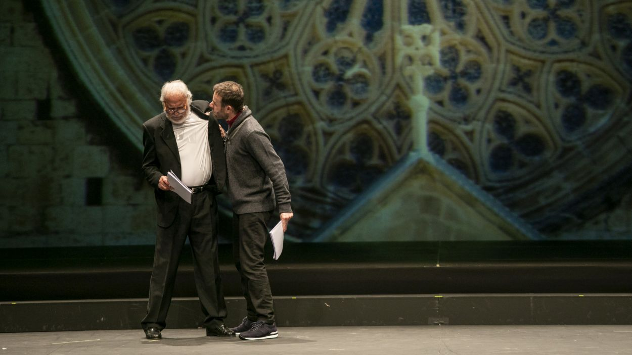 El Teatre-Auditori ha acollit aquesta edició marcada per la Covid-19 / Foto: Premsa Sant Cugat (Lali Puig)
