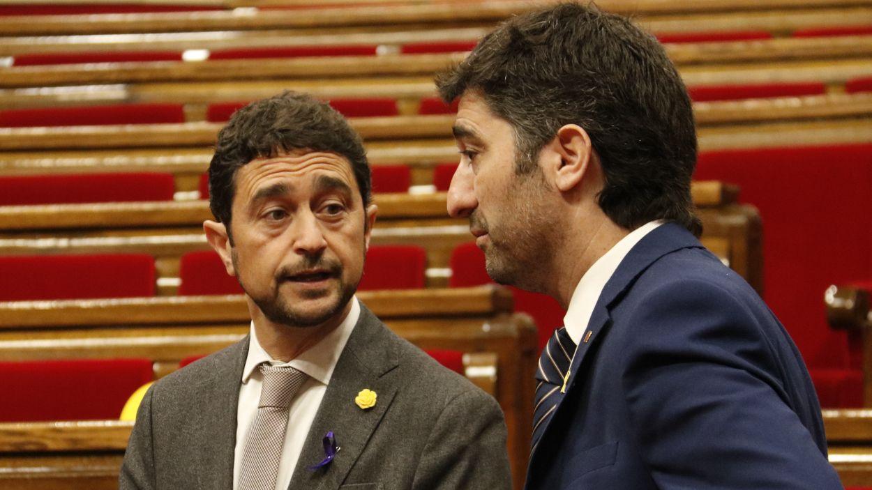 Calvet i Puigneró en una imatge d'arxiu / Foto: ACN