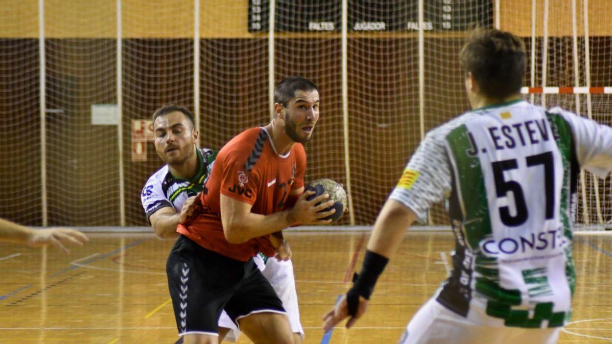 L'Handbol Sant Cugat, protagonista a l'Esport en Marxa / Foto: Anna Maymus