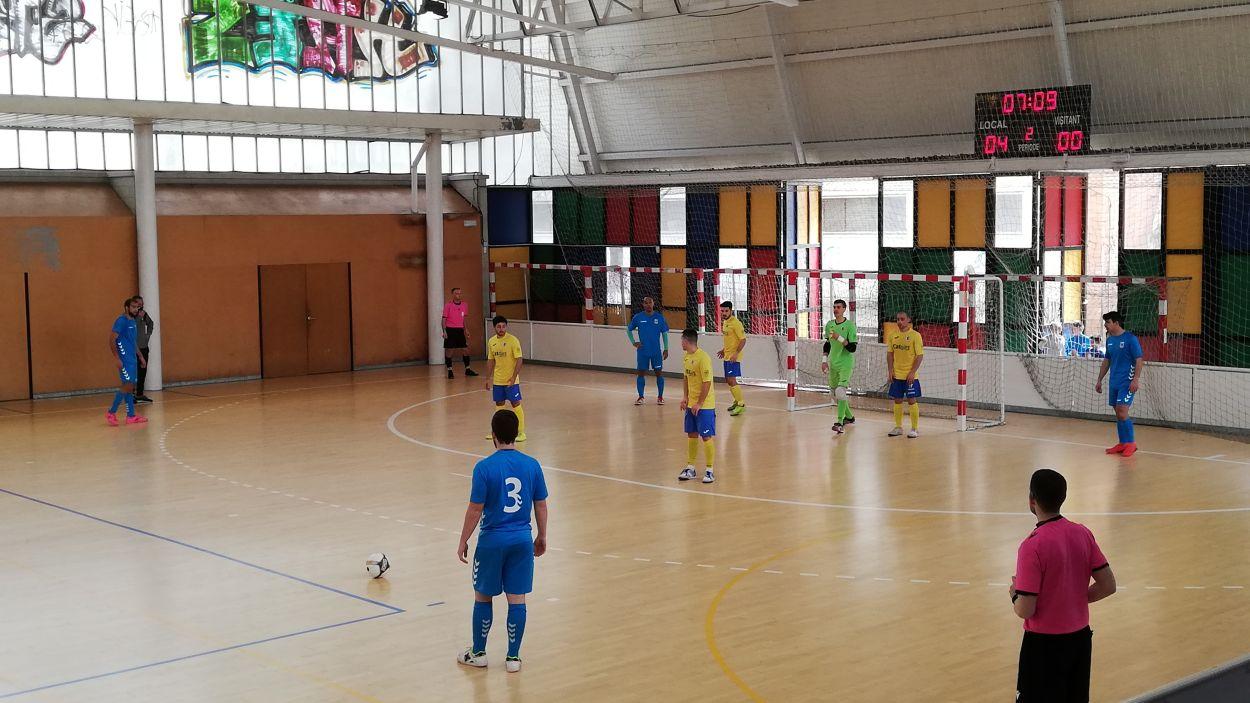 Els de Carlos Nicolás disputaran la segona fase. / Font: Cugat Mèdia