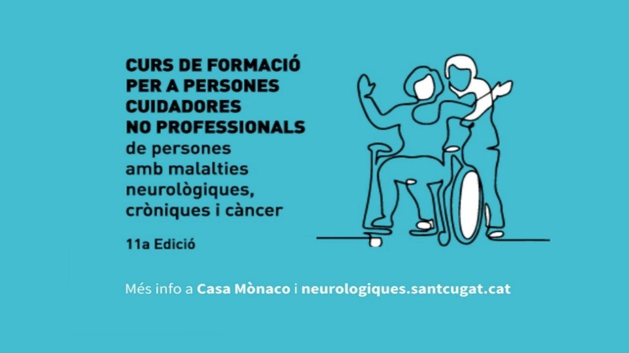 Imatge del cartell promocional del Curs / Foto: Ajuntament de Sant Cugat