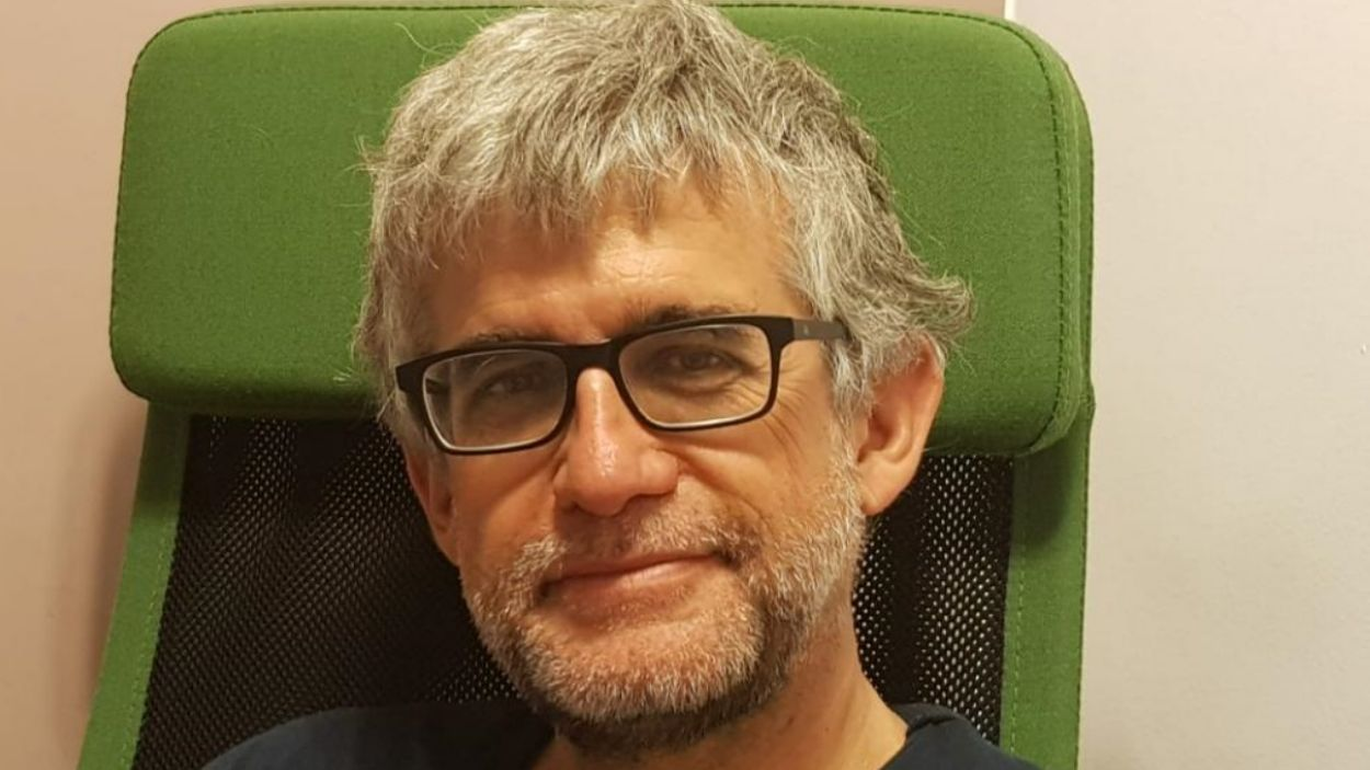 L'adjunt general del Síndic de Greuges de Catalunya, Jaume Saura, és un dels ponents del cicle 'Enraonar' / Foto: Cedida