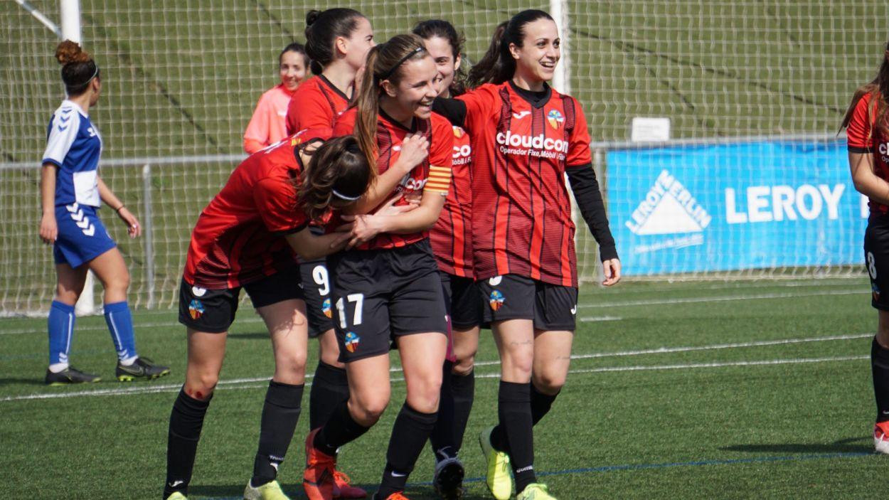 Les santcugatenques sumen la segona victòria de la temporada/ Font: Aina Villares