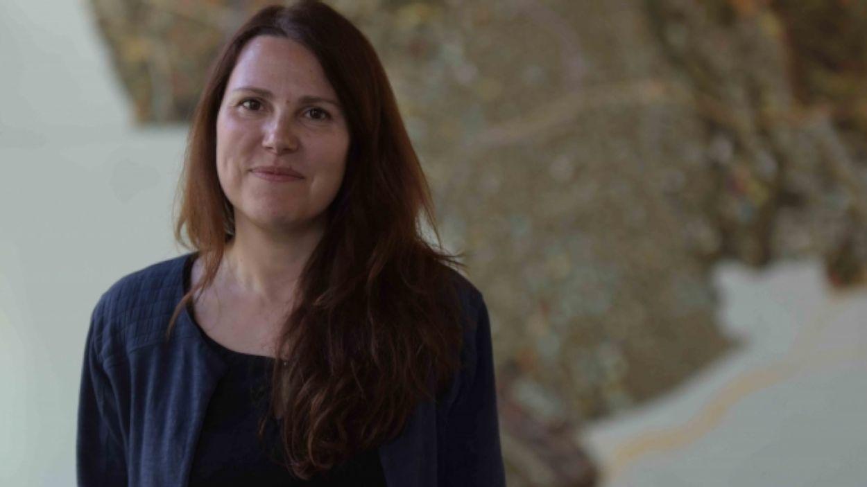 Eva Abellan, síndica de greuges de Sabadell / Foto: Roger Benet / Ràdio Sabadell