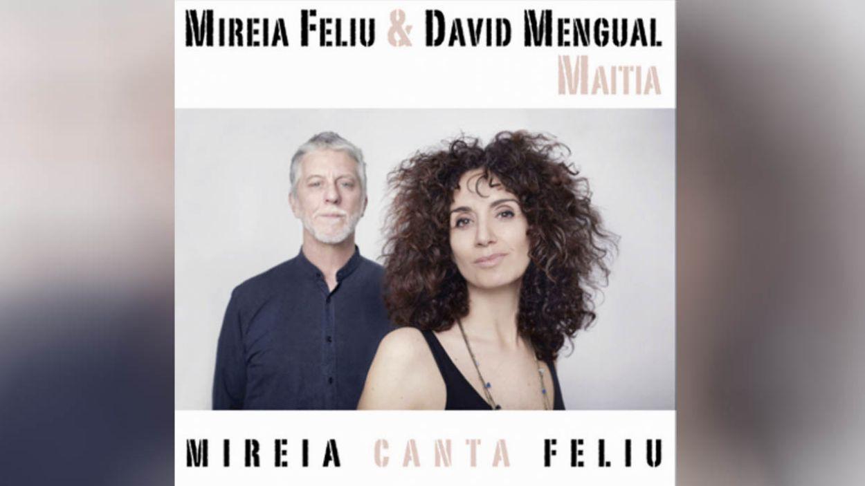 Portada del nou disc /Foto:Mireia Feliu & David Mengual