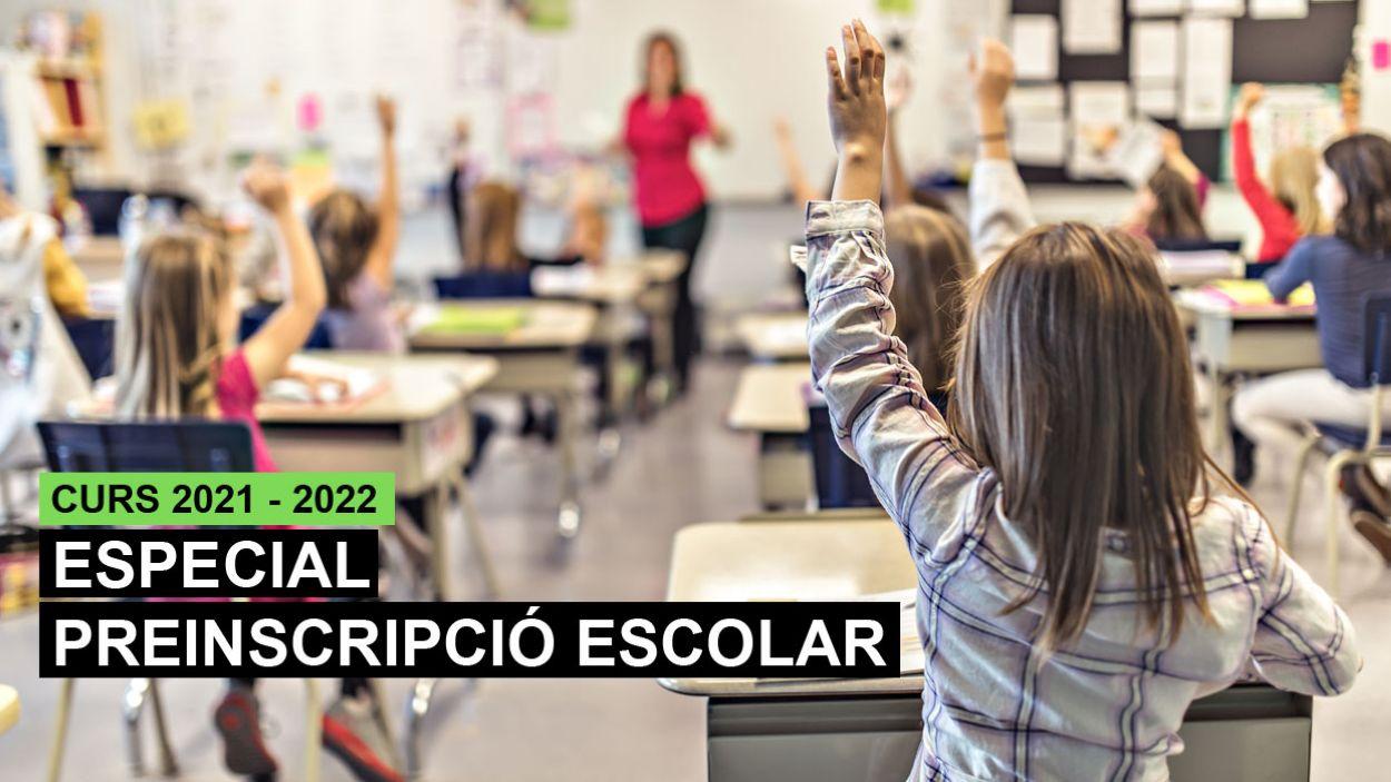 Ja es coneix el número de desempat per a les preinscripcions escolars