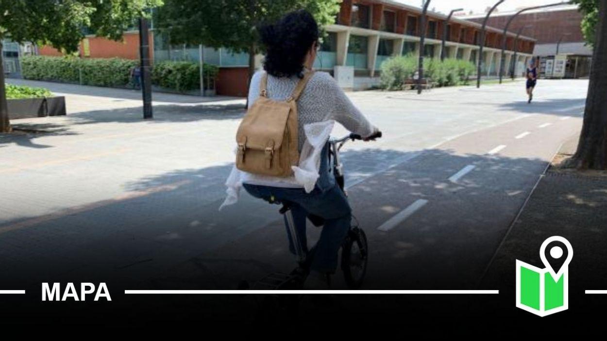 L'Ajuntament vol fomentar la mobilitat sostenible / Foto: Localpres