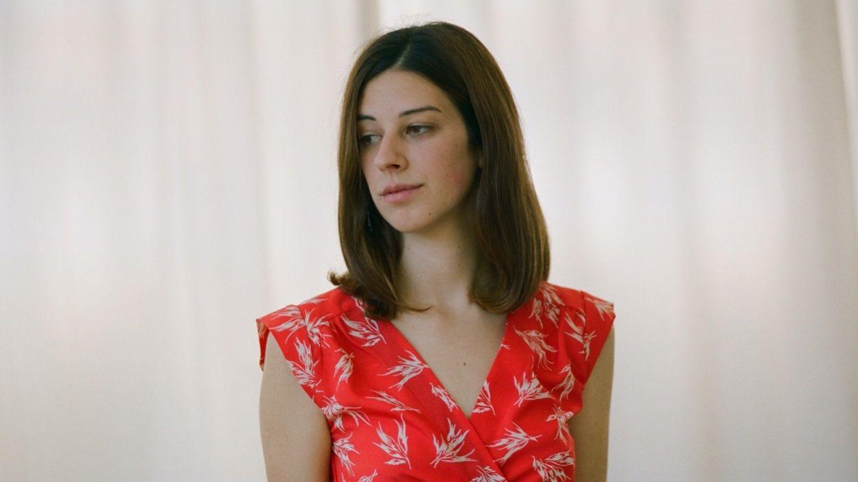 L'actriu Júlia Rodón va ser alumna a l'Institut del Teatre entre 2010 i 2014 / Foto: Cedida