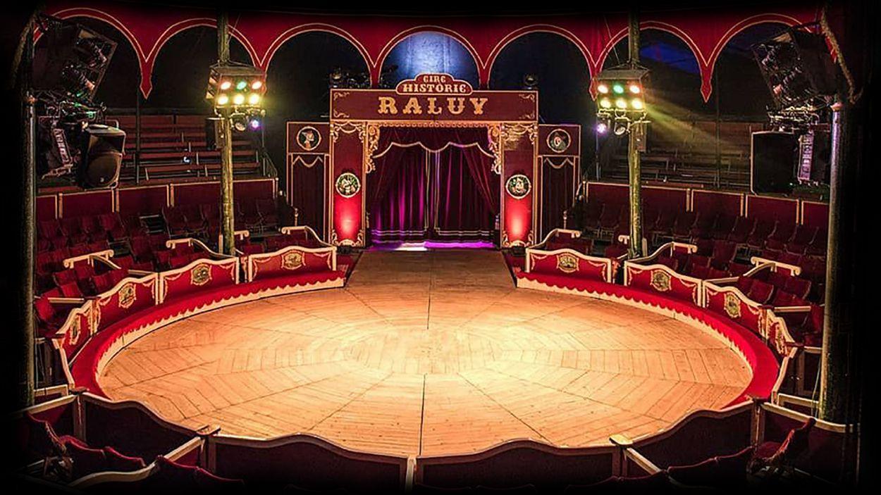 Circ Rosa Raluy amb 'Vekante'