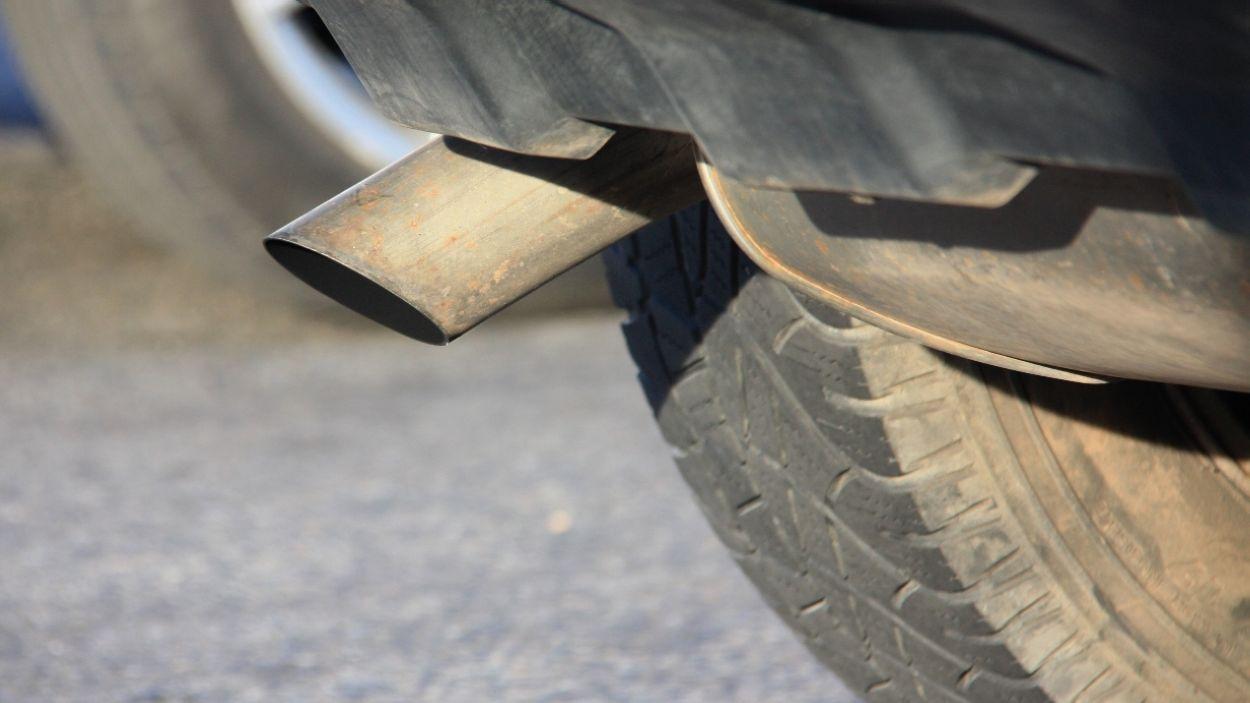 La Zona de Baixes Emissions impedeix l'accés al centre dels vehicles més contaminants / Foto: ACN