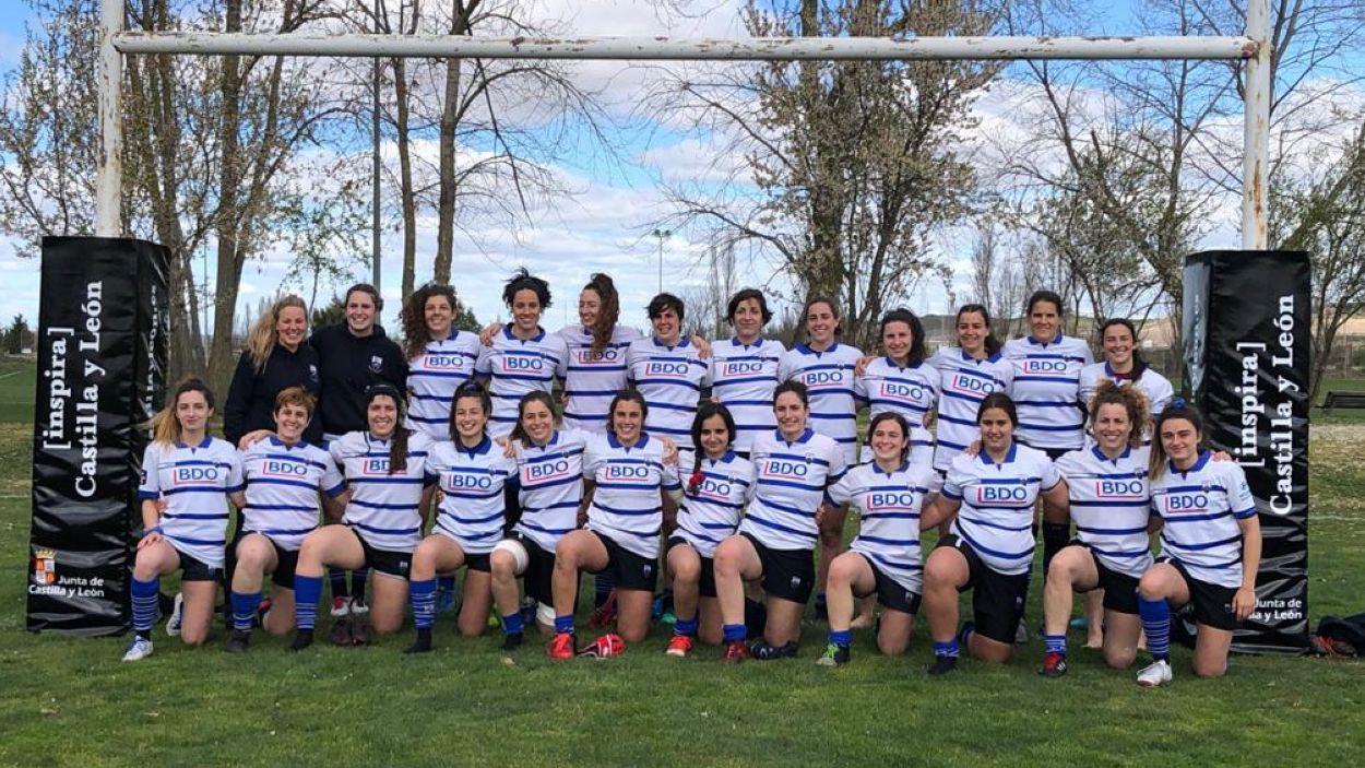 El Rugby Sant Cugat afronta una cita històrica / Foto: Rugby Sant Cugat