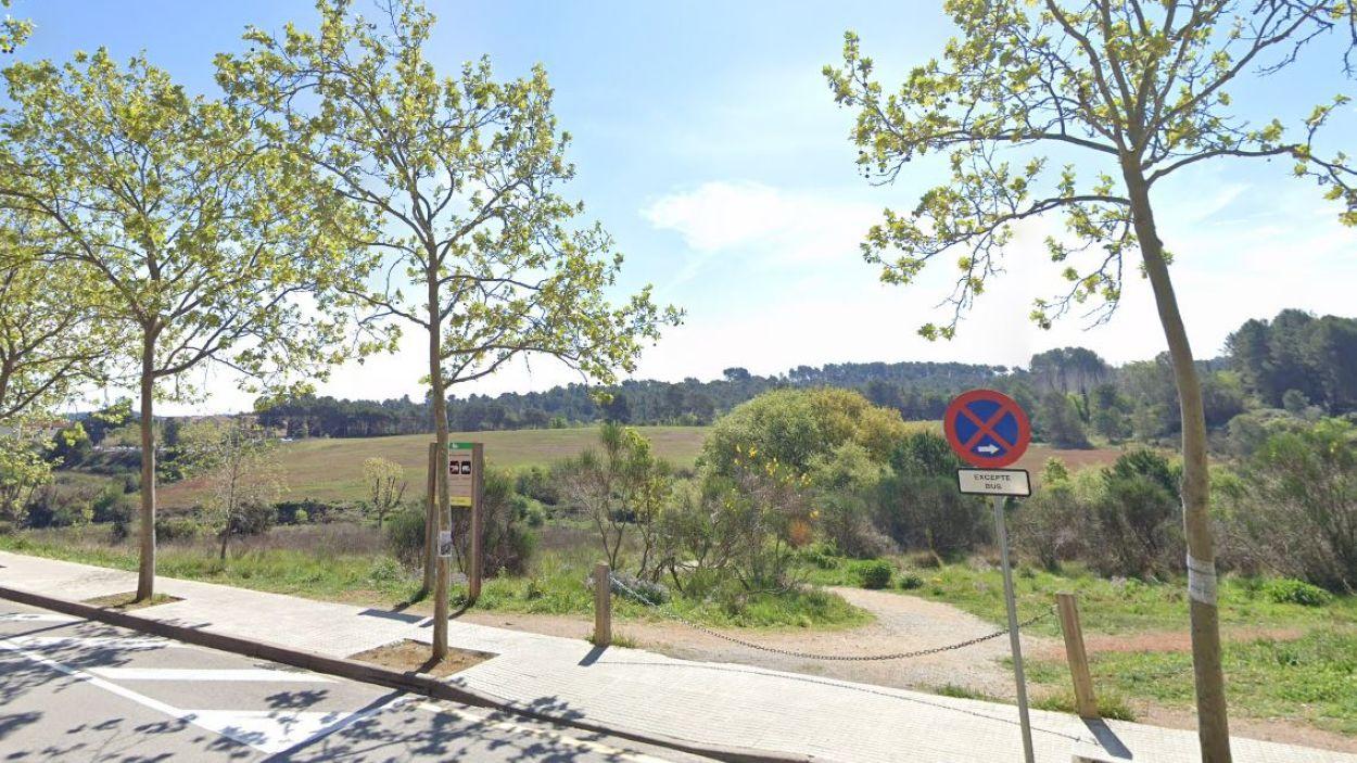 Imatge d'arxiu de la zona / Foto: Google Street