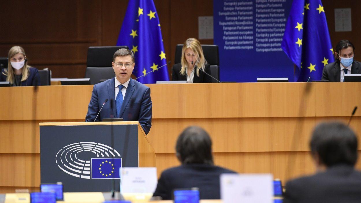 El fons React-EU forma part del paquet d'ajudes de la Comissió Europea per front als efectes de la Covid-19 / Foto: ACN