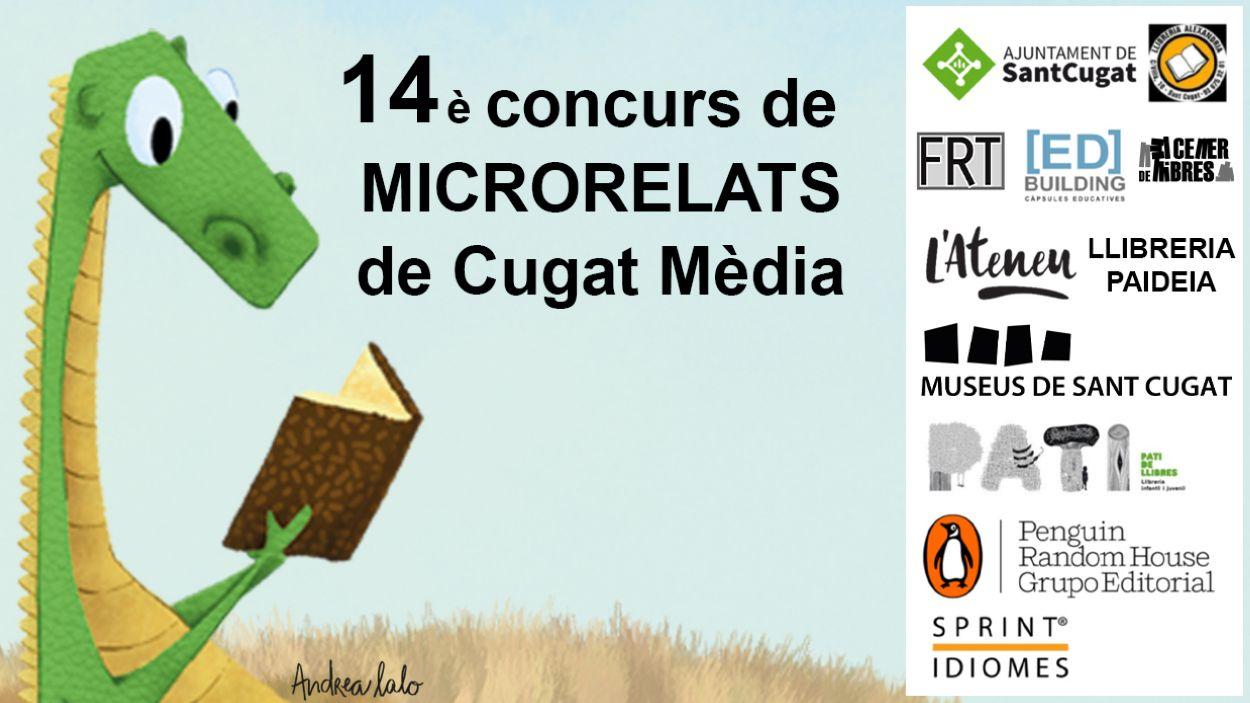 14 edició del concurs de microrelats de Cugat Mèdia.  Imatge: Andrea Latorre