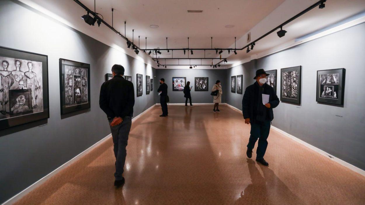 Més d'una vintena d'exposicions fotogràfiques repartides per Sant Cugat / Foto: Lali Puig