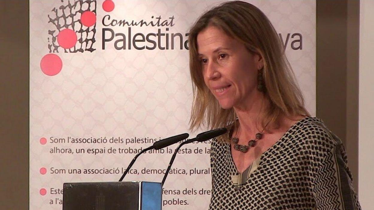 Isabel Galí, protagonista del cicle 'Enraonar' / Foto: cedida