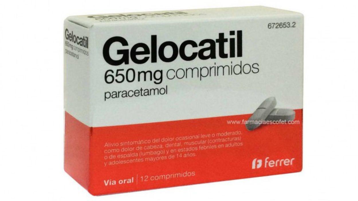 Gelocatil és la marca de paracetamol que comercialitza la farmacèutica Ferrer, amb seu a Sant Cugat / Foto: Ferrer