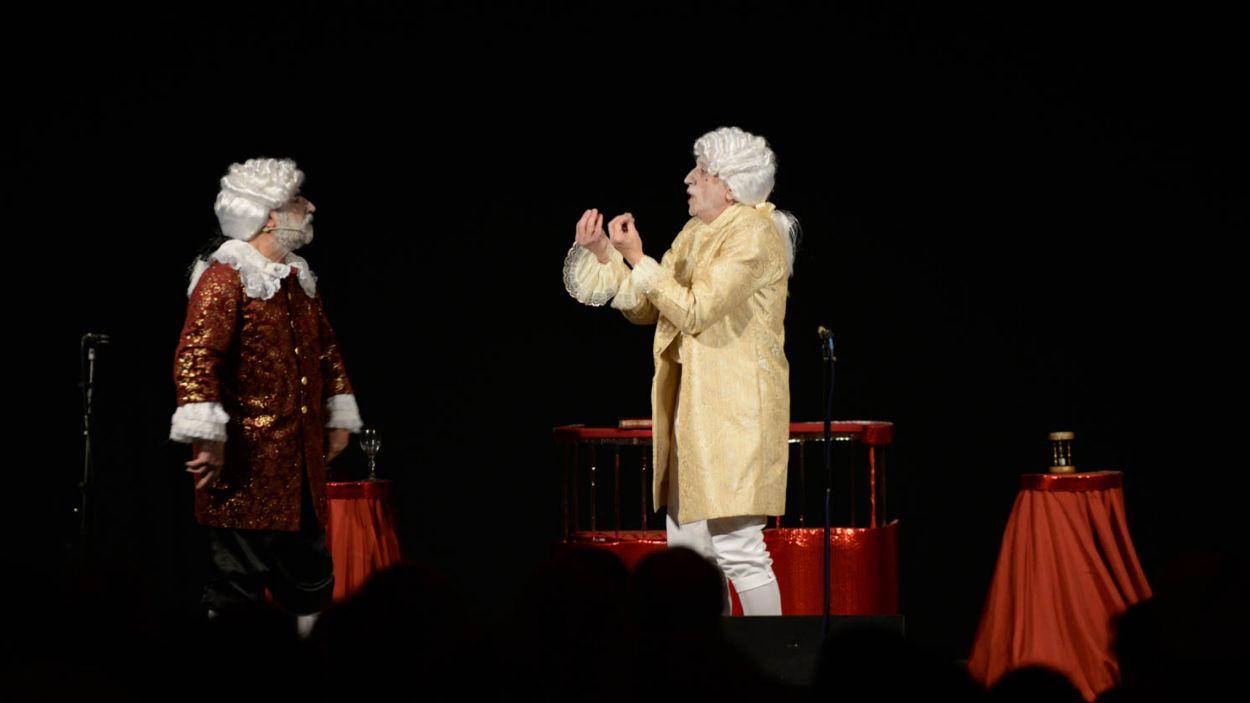 Imatge d'arxiu del Dia Mundial del Teatre a Sant Cugat / Foto: Ajuntament