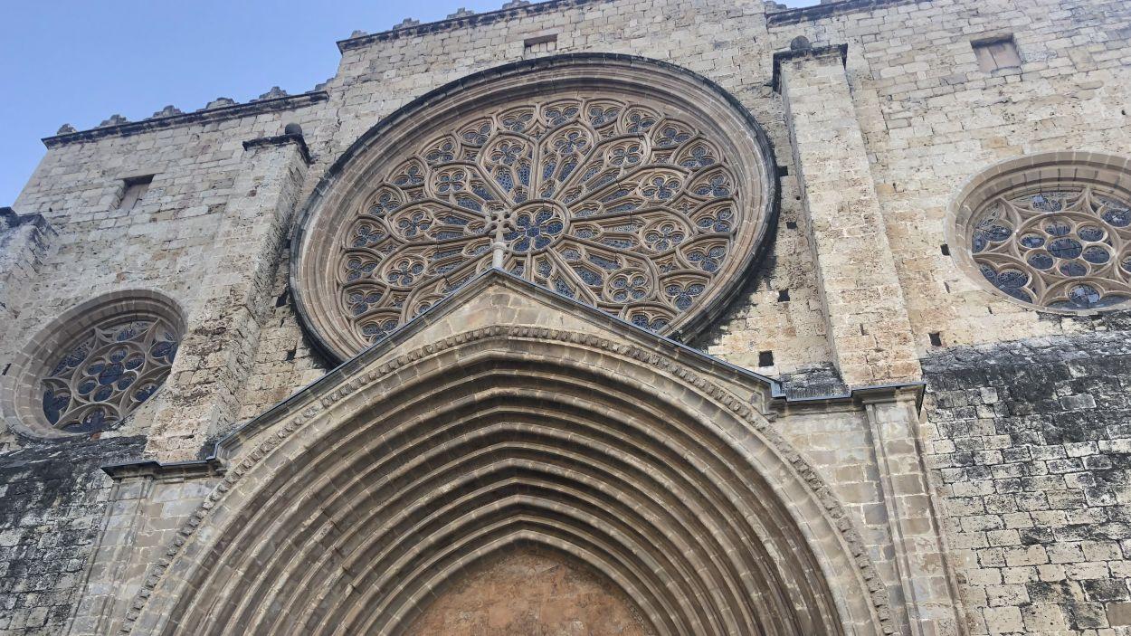 El Monestir de Sant Cugat en una imatge d'arxiu / Foto: Cugat Mèdia