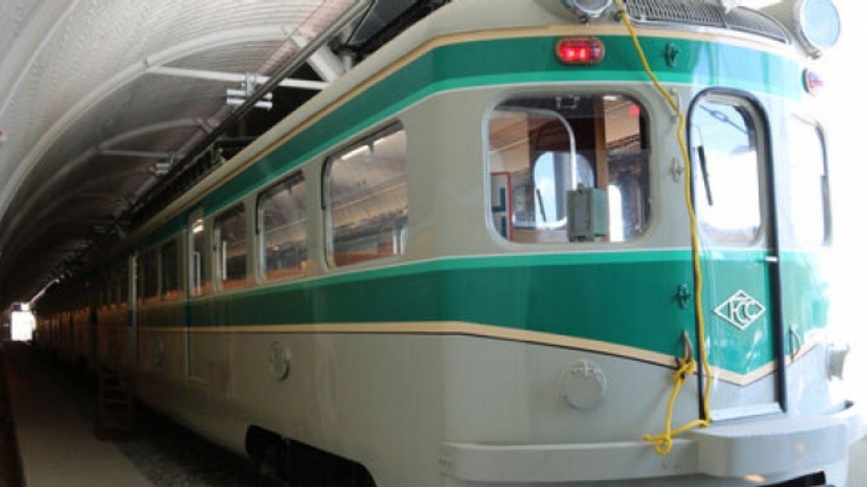 El 'tren Granota' tornarà a la línia del Vallès a la tardor / Foto: ACN