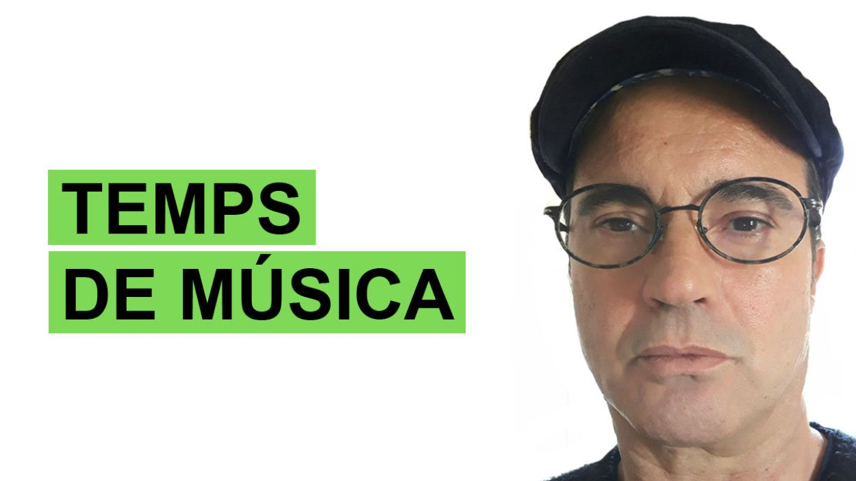 David Mez, creador de 'Temps de música amb David Mez' / Foto: David Mez
