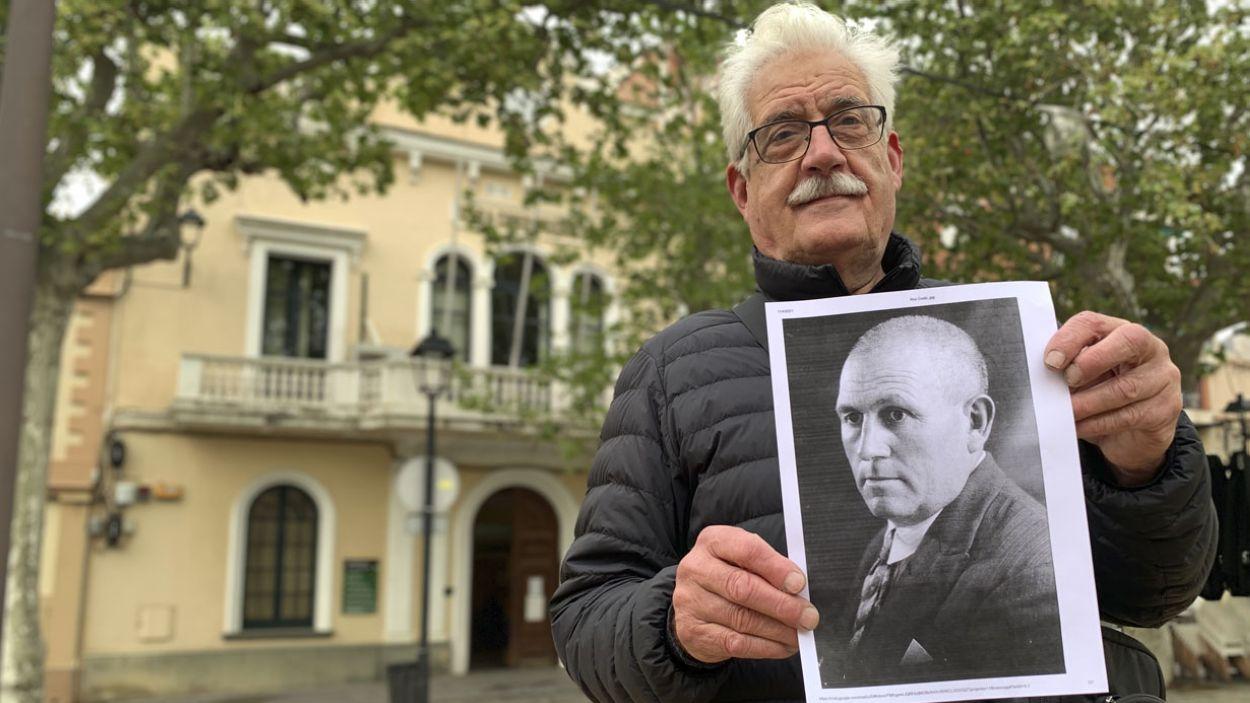 """Pep Codó: """"El meu avi va voler convèncer una monja que Jesucrist havia estat un republicà"""""""