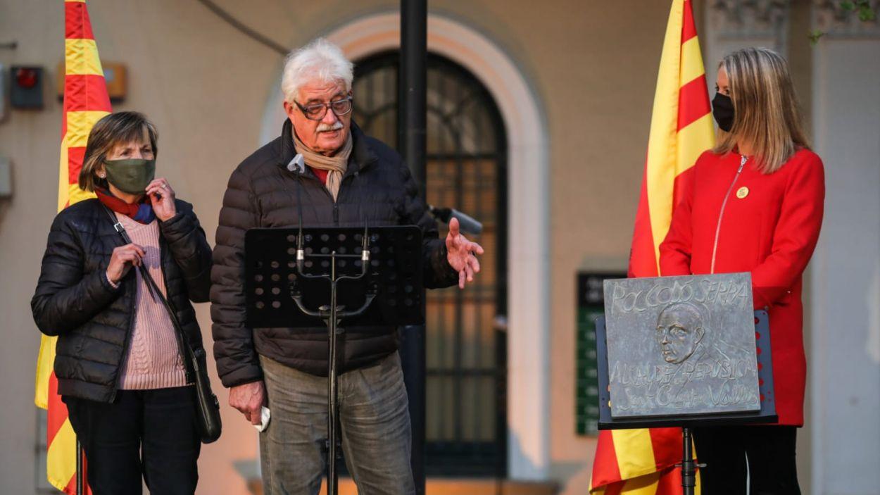 """Sant Cugat reivindica el llegat dels qui van forjar """"el projecte cívic i polític"""" de la Segona República"""