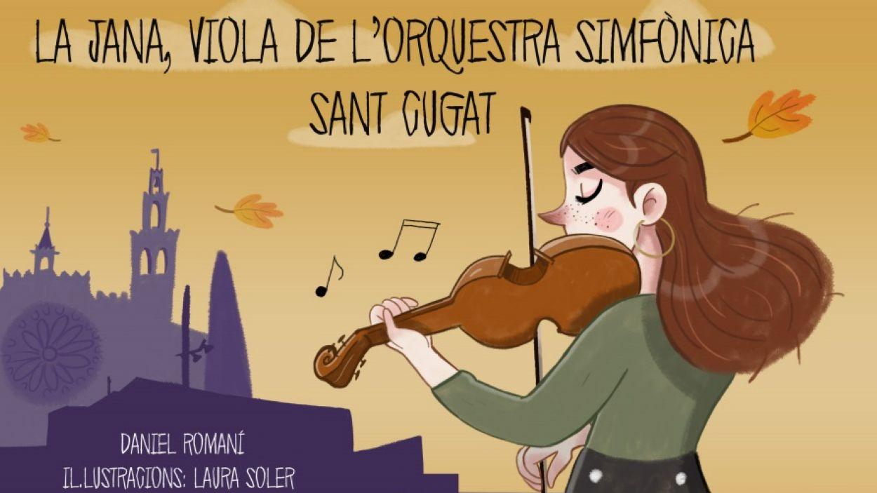 Portada del llibre / Foto: Orquestra Simfònica Sant Cugat