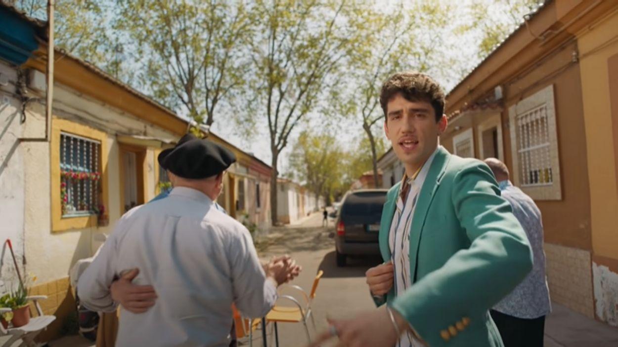 Imatge extreta del videoclip del single 'Movimiento' / Foto: Canal de Youtube 'Tacho'