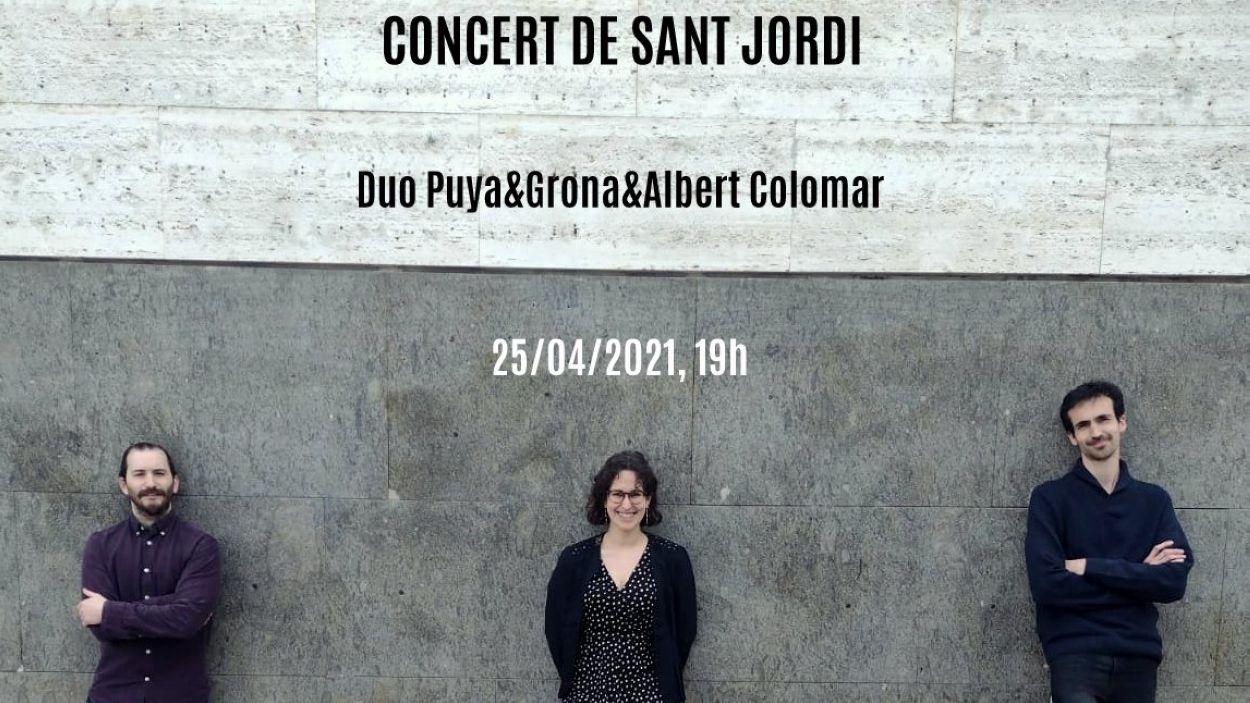 La flautista santcugatenca Mariona Baulies ofereix un concert en 'streaming' de Sant Jordi