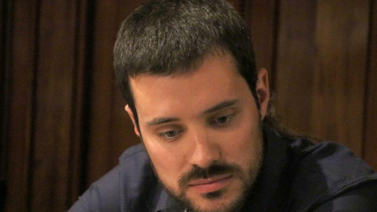 El santcugatenc Bernat Picornell, nou cap de gabinet de la consellera de Presidència