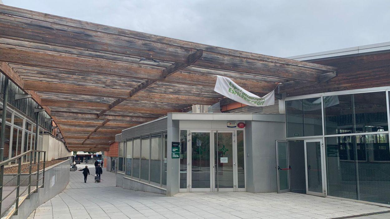 El gimnàs es troba al complex esportiu de la Rambla del Celler / Foto: Cugat Mèdia