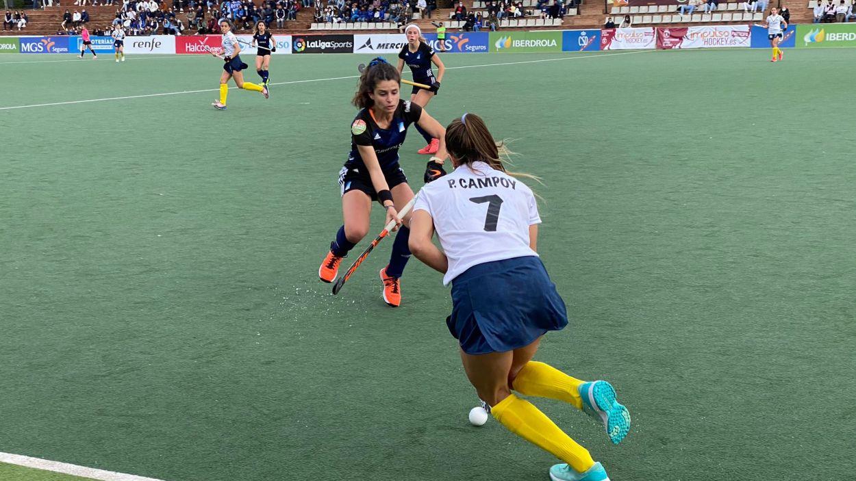 El Junior femení jugarà l'EuroHockey la temporada vinent / Foto: Cugat Mèdia
