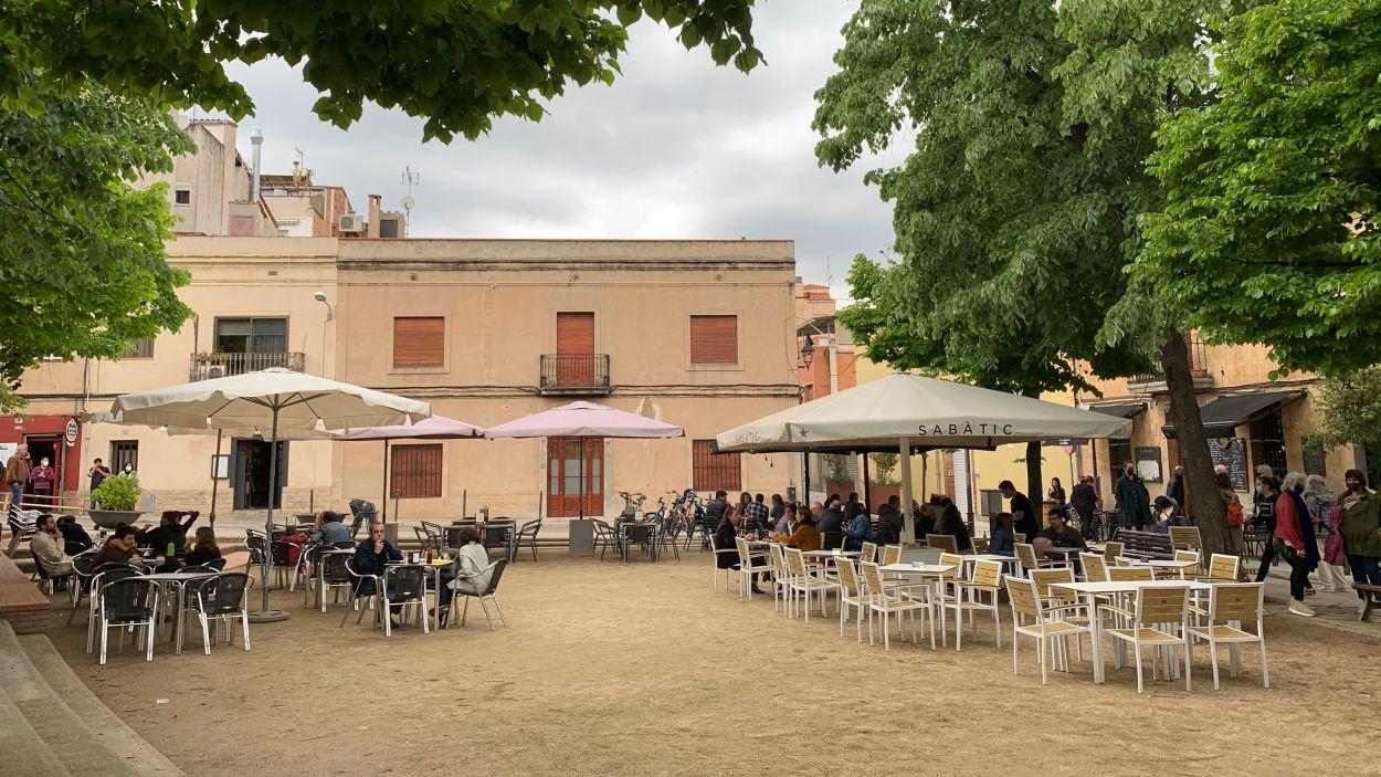 Bars i restaurants podrien reobrir per les nits el 9 de maig / Foto: Cugat Mèdia