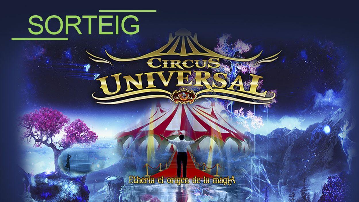 Circ Universal / Foto: Cedida