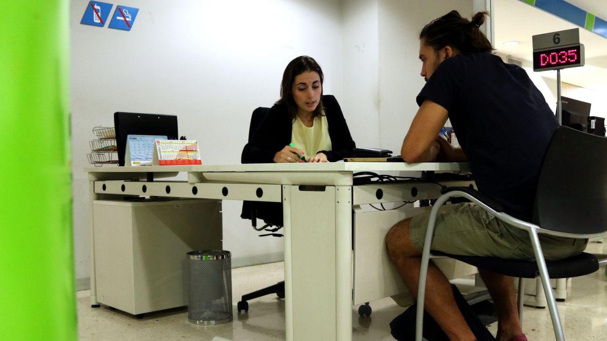 Tercer mes consecutiu de reducció de l'atur a Sant Cugat