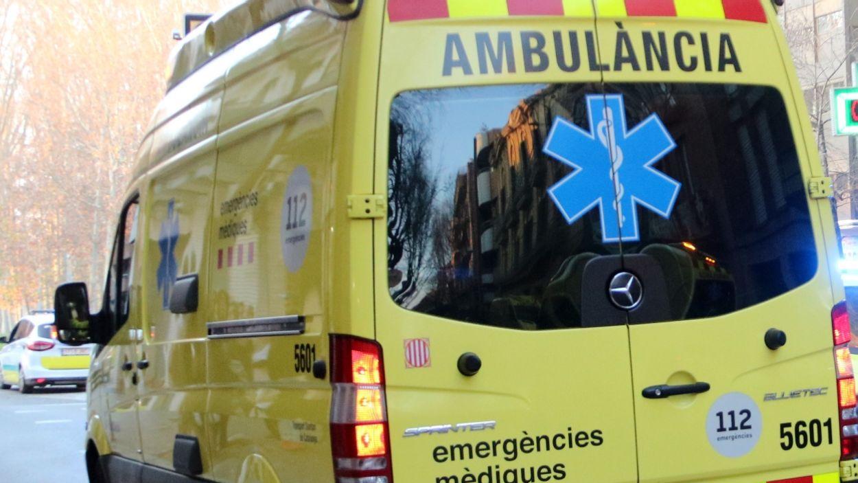 Imatge d'arxiu d'una ambulància / Foto: ACN