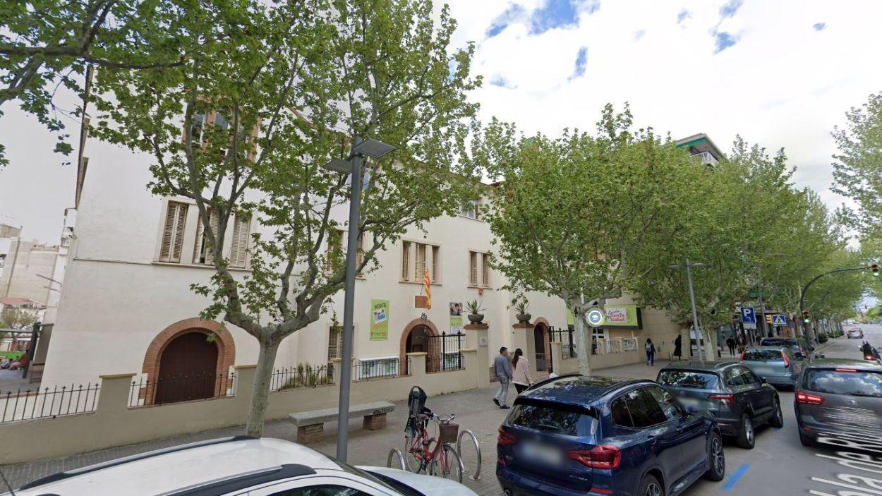 Imatge d'arxiu de l'escola Santa Isabel / Foto: Google Maps