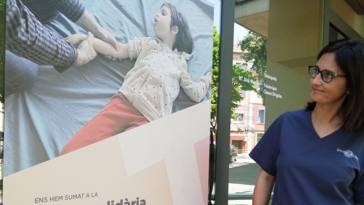 El centre Origen Salut està ubicat a la Plaça Pep Ventura, 6 / Foto: Cedida