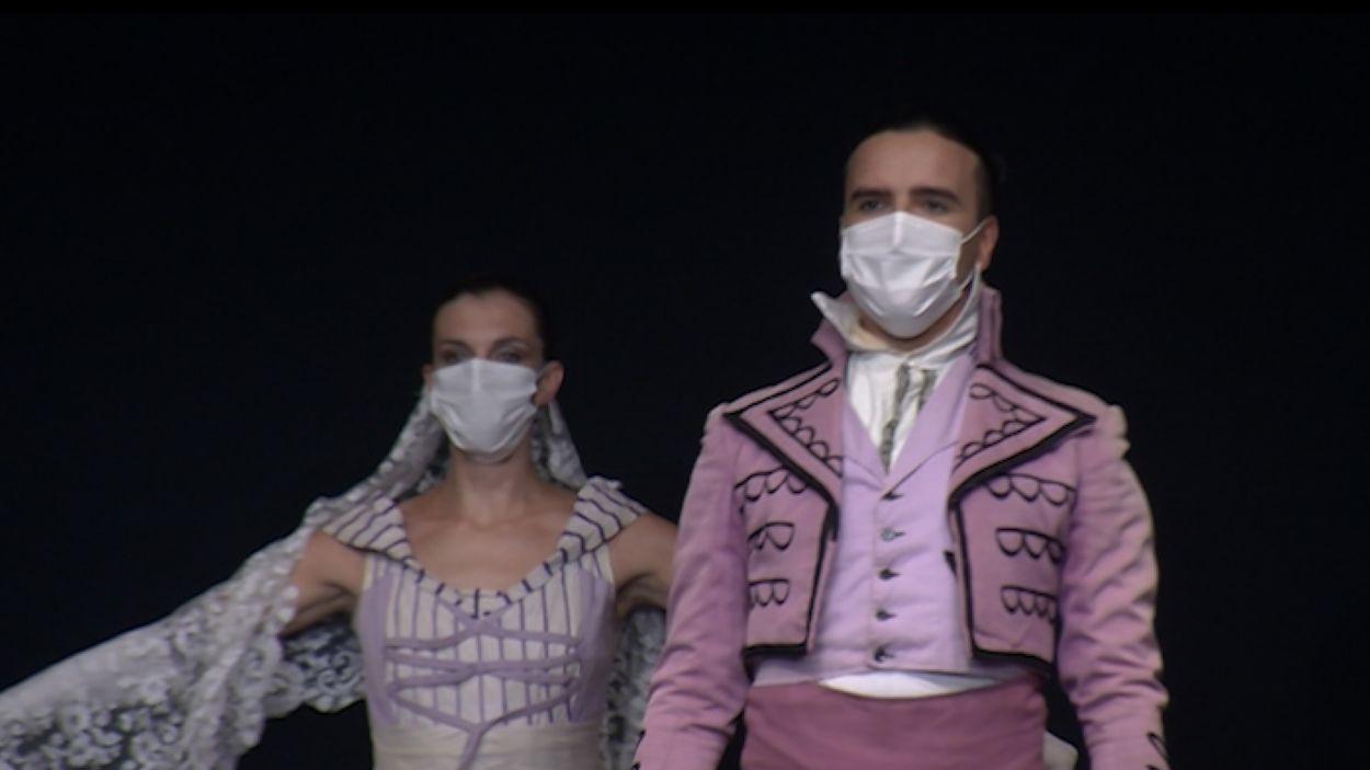 El Grup Mediterrània estrena 'Tornem a Ballar', de manera presencial i amb públic