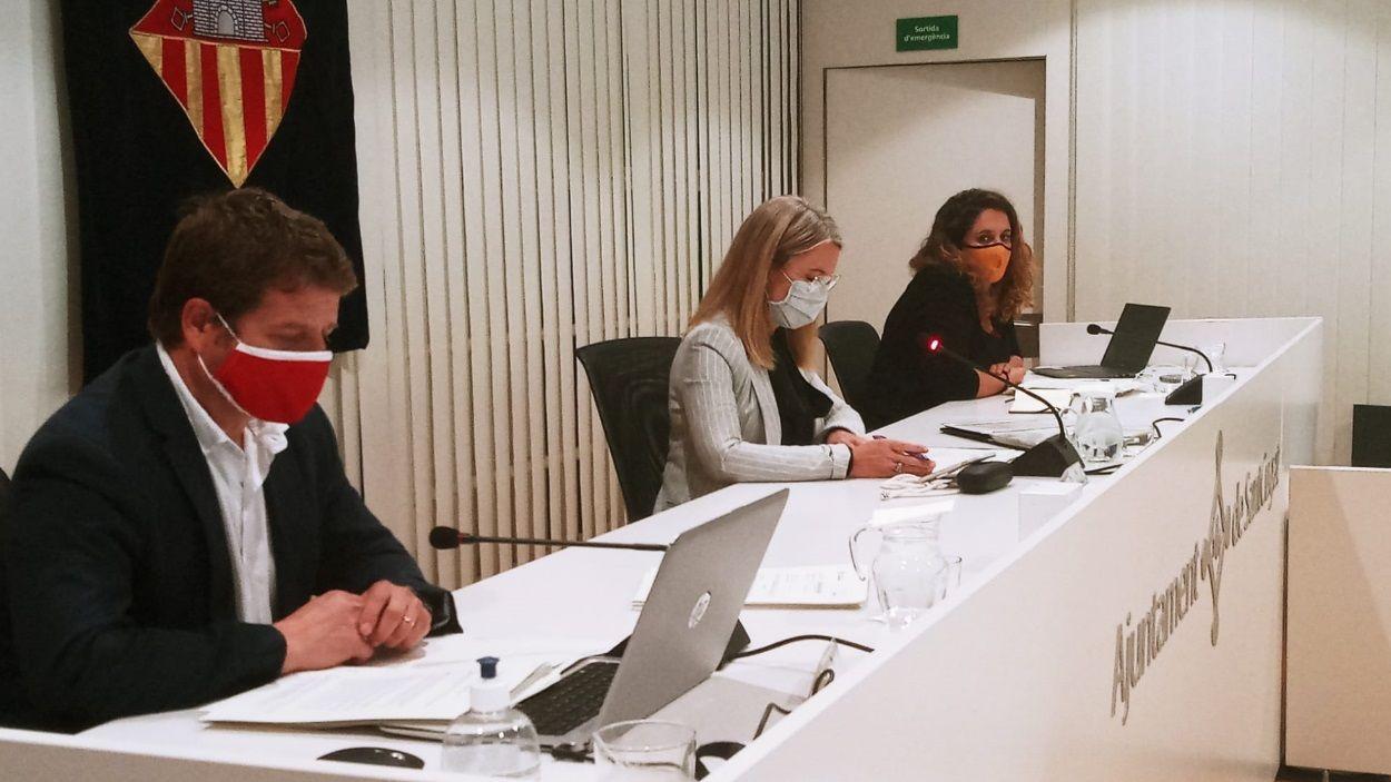 Sant Cugat ja té pressupost per al 2021: 152,7 milions d'euros i cap al·legació acceptada